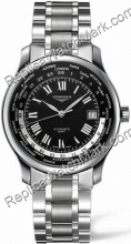 Longines Master Automatic GMT L2.631.4.51.6 (L26314516)