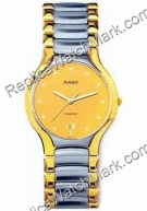 Rado Florence Two-Tone Stainless Gold Mens Watch R48786253