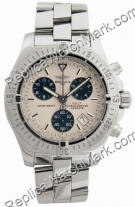 Breitling Aeromarine Chrono Mens Steel Watch Colt A7338011-G5-81