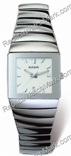 Rado Sintra Platinum-tone Ceramic Unisex Watch R13332142