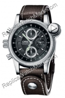 Oris Flight Timer R4118 Limited Edition Mens Watch 674.7583.40.8