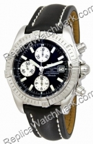 Breitling Chronomat Evolution Steel Mens Watch A1335611