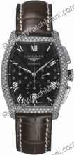Longines Evidenza Mens Automatic Chronograph L2.643.0.51.4