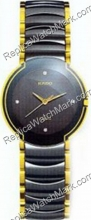 Rado Coupole Jubilee Gold-Tone Steel Ceramic Mens Watch R2262271