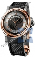 Breguet Marine Automatic Mens Watch Data Big 5817BE.Z2.5V8