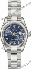 Rolex Oyster Perpetual Lady Datejust Ladies Watch 179.160-BLAO