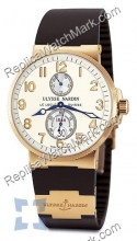 Ulysse Nardin Maxi Marine Chronometer Mens Watch 266-66-3