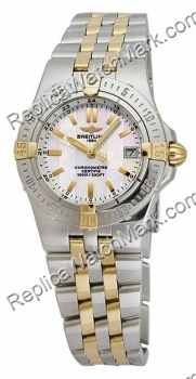 Mesdames Breitling Starliner Windrider Watch B7134012-A6-368D