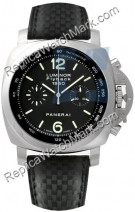 Luminor Panerai Flyback Chrono Mens Watch 1950 PAM00212