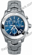 Tag Heuer Link Quartz Chronograph 1/10th cj1112.ba0576