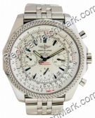 Breitling Bentley Motors Chronograph Steel Mens Watch A2536212-G