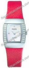 Diamond Ladies Mini Rado Sintra Ceramic Watch R13578901
