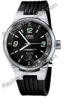 Oris Williams F1 Team Day Date Mens Watch 635.7560.41.64.RS
