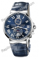 Ulysse Nardin Maxi Marine Chronometer 43mm Herrenuhr 263-67-43