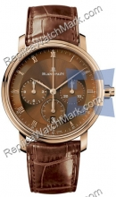 Blancpain Villeret Chronograph Mens Watch 6185.3646.55