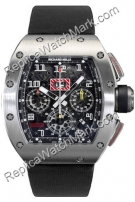 Richard Mille RM 011 Felipe Massa Flyback Chronograph Mens Watch