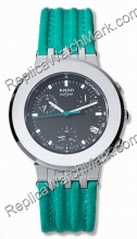 Rado Diamaster Green Leather Unisex-Uhr R14470176