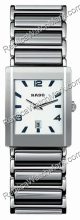Rado Integral Platinum-tone Ceramic Mens Watch R20484112
