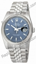 Rolex Oyster Perpetual Datejust Mens Watch 116.200-BLSJ