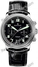 Blancpain Leman Flyback Grand Homme Date Watch 2885F.1130.53B