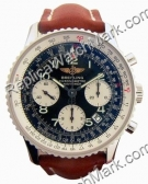 Breitling Navitimer Steel Brown Mens Watch A23322-B637-BNLT