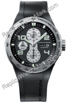 Porsche Design Flat Six Automatic Chronograph Mens Watch 6340.41