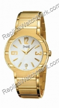 Piaget Polo en or jaune 18 carats Mens Watch G0A26021