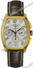Longines Evidenza Mens Chronograph Automatic L2.643.6.73.2
