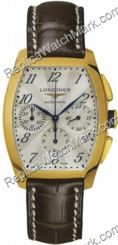 Longines Evidenza Mens Automatic Chronograph L2.643.6.73.2