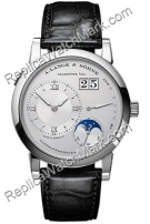 A 1 Mens Moonphase Lange Lange & Sohne Watch 109,025