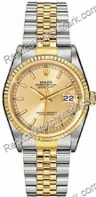 Rolex Oyster Perpetual Datejust Mens Watch 116233-CSJ