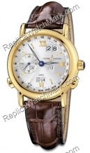 Ulysse Nardin GMT +- Perpetual Mens Watch 321-22-31