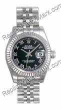Rolex Oyster Perpetual Lady Datejust Ladies Watch 179174-BKRJ