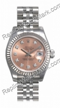 Rolex Oyster Perpetual Lady Datejust Ladies Watch 179174-PDJ