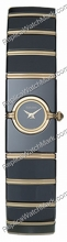 Rado Diaqueen Black Ladies Ceramic & 18K Yellow Gold Watch R2341
