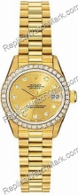 Rolex Oyster Perpetual Datejust Lady Ladies Watch 179138-CDO