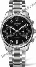 Longines Master Automatic Chronograph L2.629.4.51.6 (L26294516)