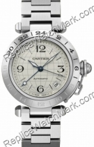 Cartier Pasha GMT w31078m7