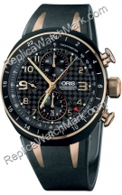 Oris Williams TT3 Chronograph Мужские часы 677.7590.77.64.RS