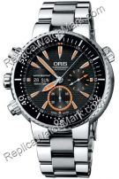 Oris Carlos Coste Limited Edition Mens Watch 678.7598.71.84.SET