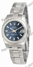 Rolex Oyster Perpetual Datejust Lady Ladies Watch 179160-BLSO