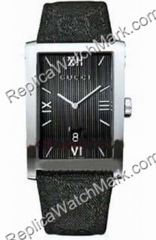 ed351734ac2 Dive watches   Gucci 8600 Series Steel Black Mens Watch YA086316 ...