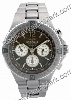 Breitling Professional Ercole Grey Steel Mens Watch A39362-F5-88