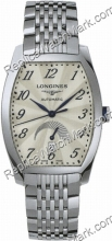Longines Evidenza Mens Power Reserve L2.672.4.73.6