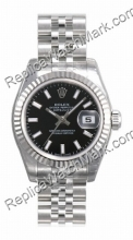 Rolex Oyster Perpetual Lady Datejust Ladies Watch 179.174-BKSJ