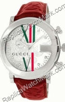Gucci 101 Chronograph Diamond Herrenuhr YA101327
