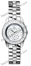 Christian Dior Christal Chronograph Ladies Watch CD114311M001