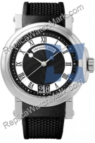Breguet Marine Automatic Big Date Mens Watch 5817ST.92.5V8