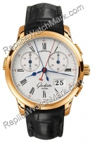 Glashutte Senator Rattrapante Mens Watch 99-01-01-01-04