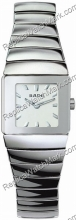 Rado Sintra Platinum-tone Ceramic Mini Ladies Watch R13334142